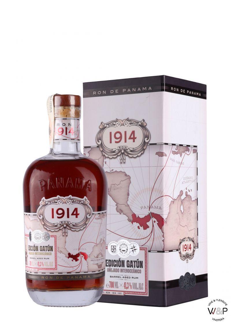 Rum Ron 1914 Edicion Gatun 0.7L