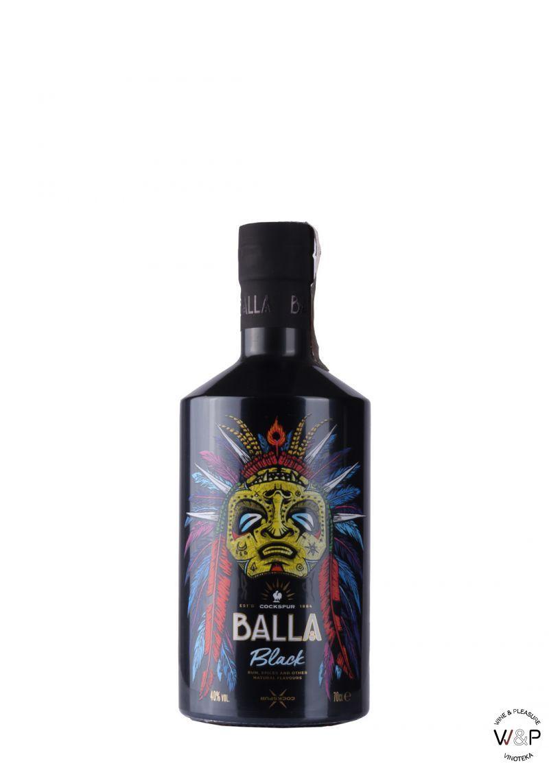 Rum Balla Black 0.7L