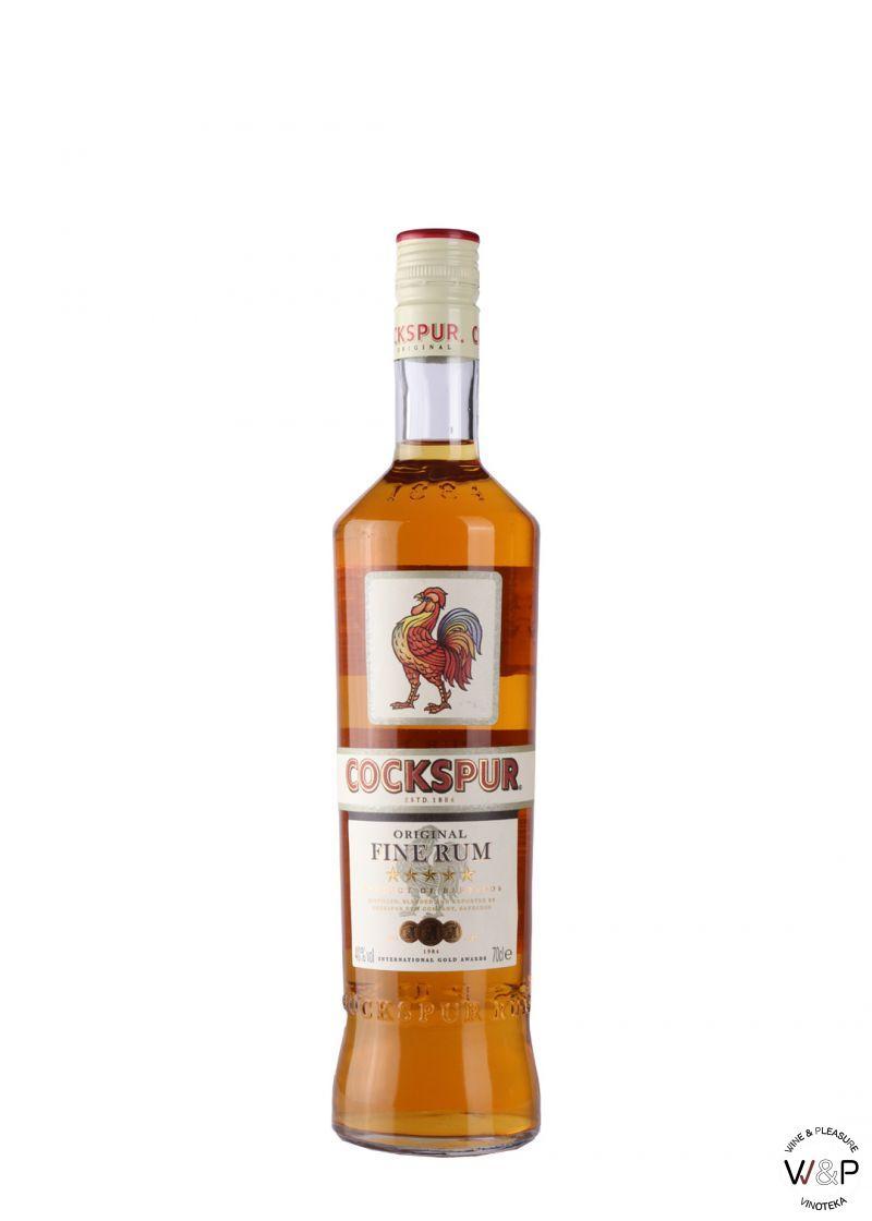Rum Cockspur 0.7L