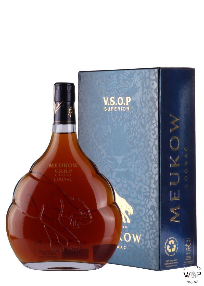 Cognac Meukow VSOP 0.7L