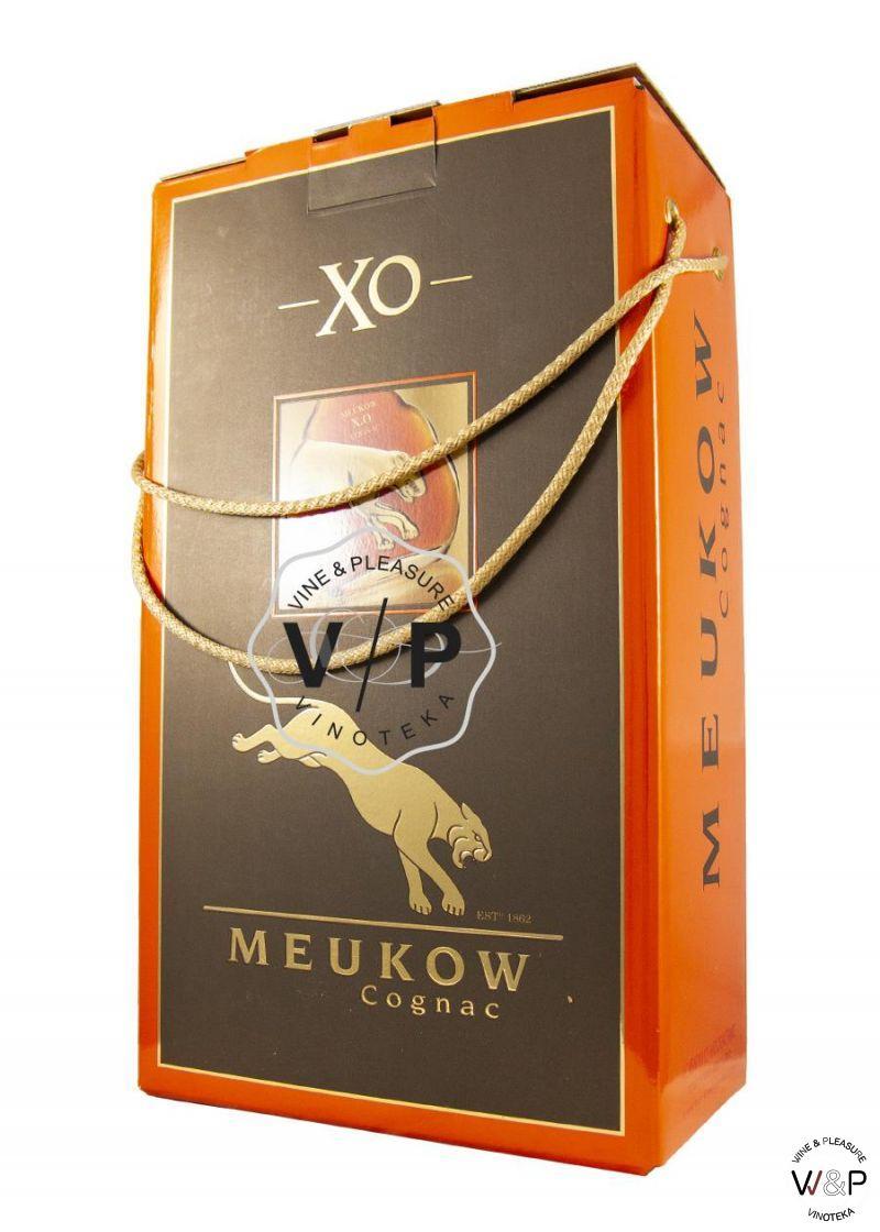 Cognac Meukow XO 3L