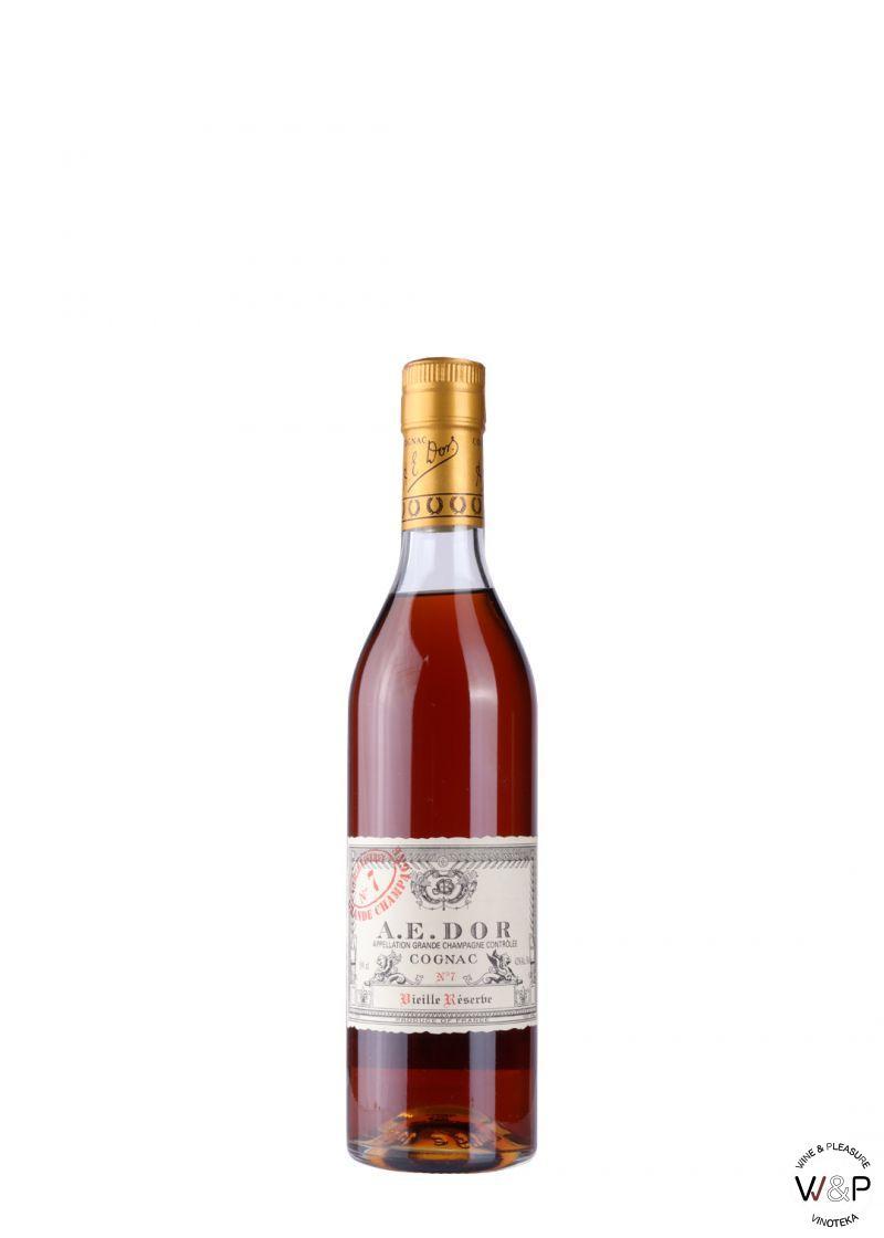 Cognac A.E. Dor Vieille Reserve No.7