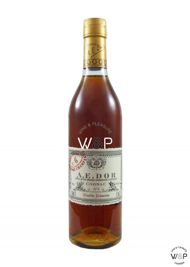 Cognac A.E. Dor Vieille Reserve No.6