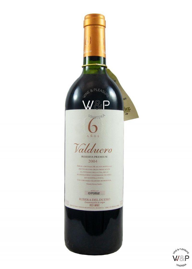 Valduero 6 Anos Riserva Premium