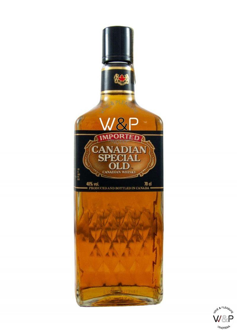 Whisky Canadian Special Old