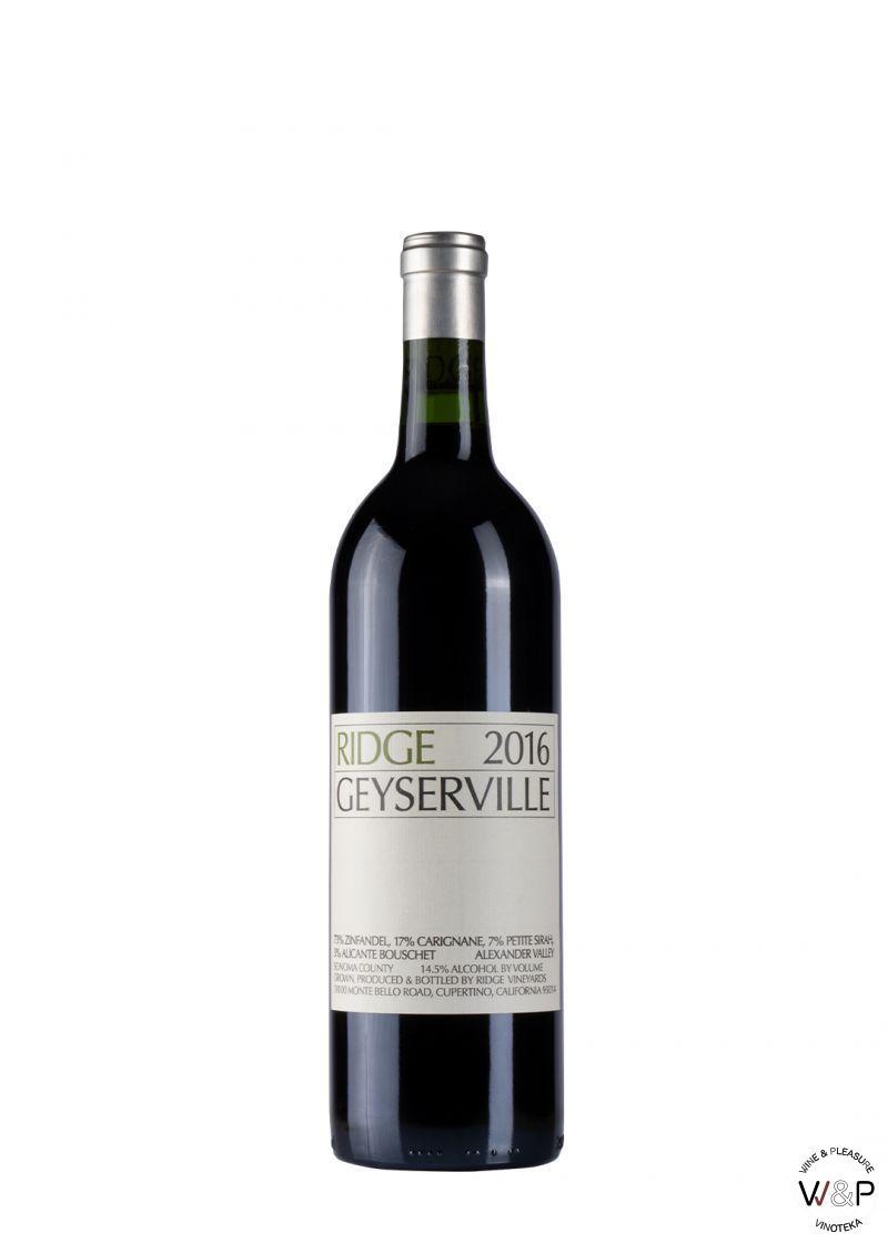 Ridge Geyserville