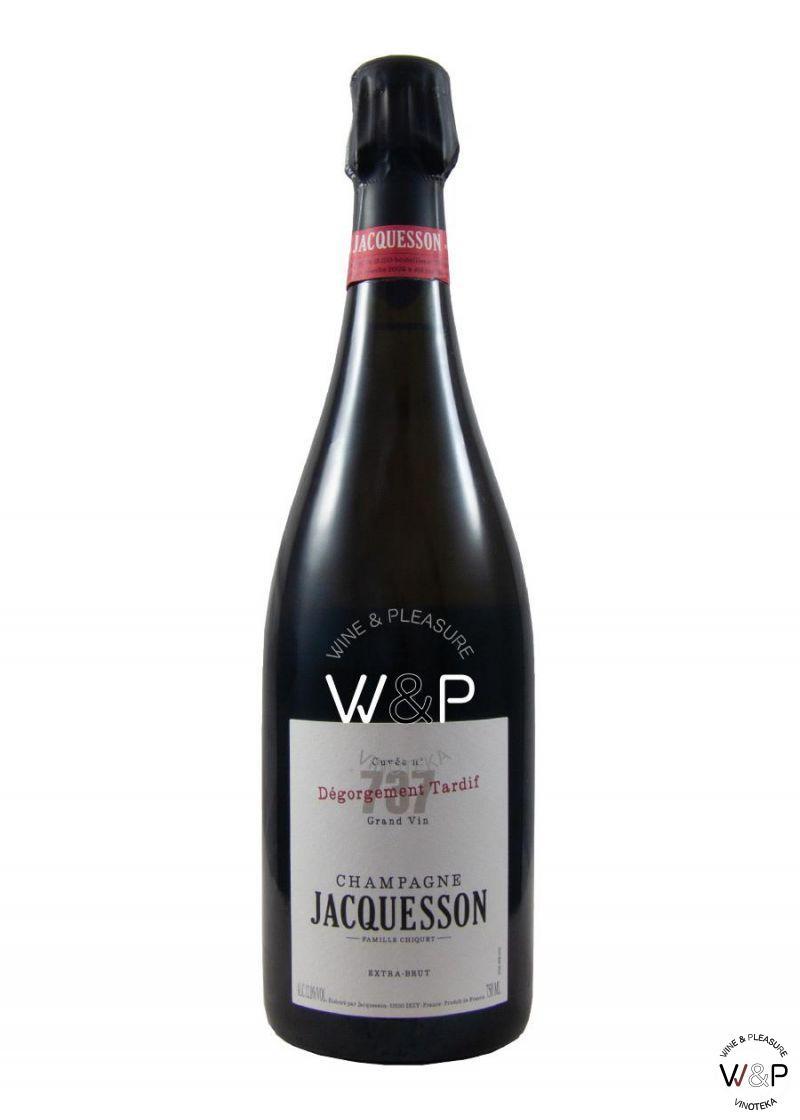 Jacquesson Degorgement Tardif 737