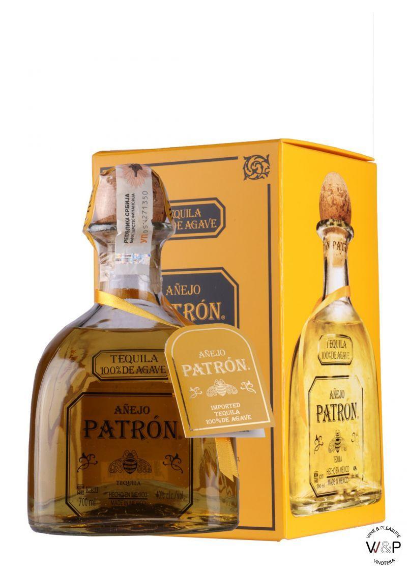 Tequila Anejo Patron 0,7l
