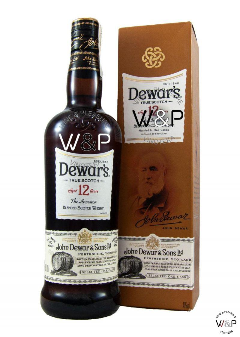 Whisky Dewar's 12y.old 0,7l