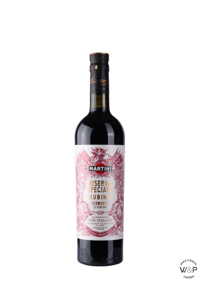 Vermouth Martini Rubino 0,75l