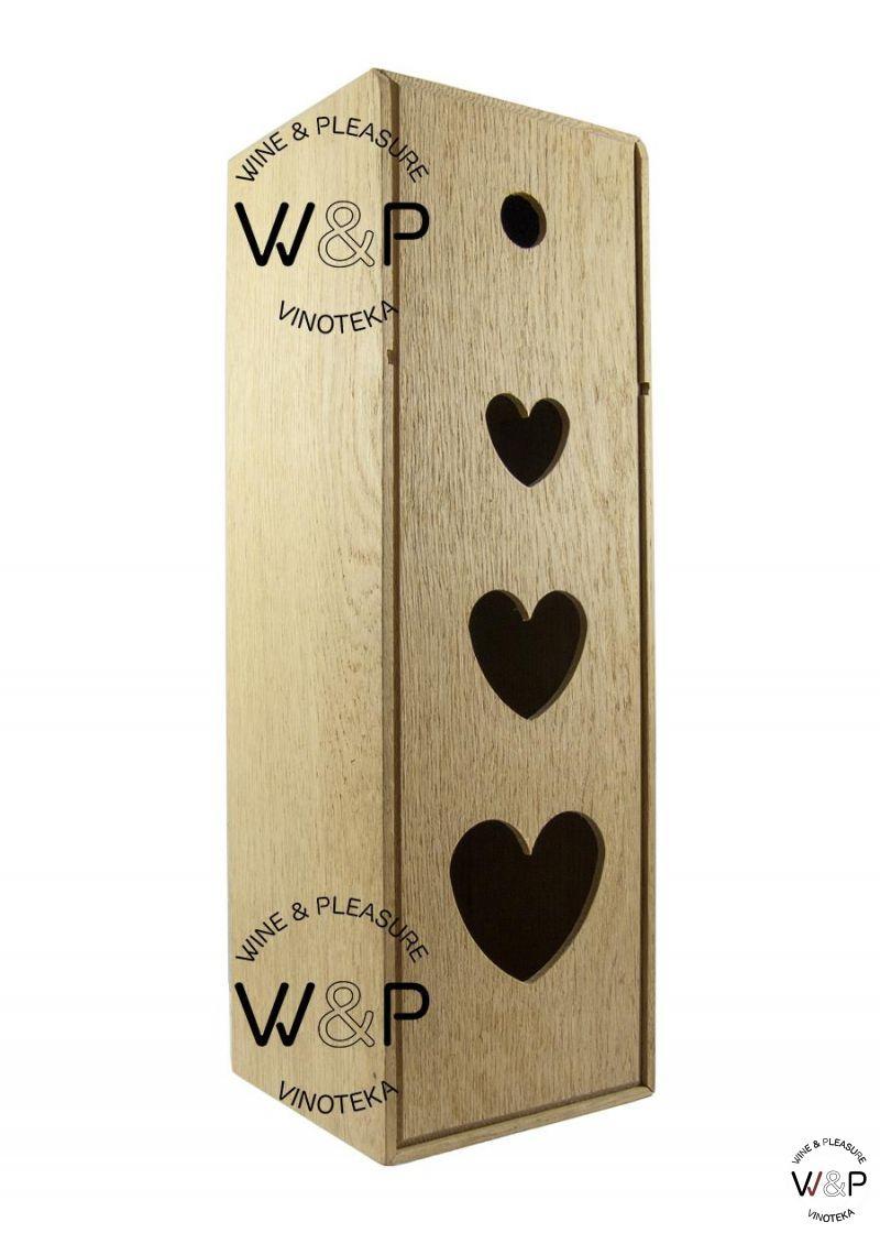 Drvena Kutija Magnum Srce