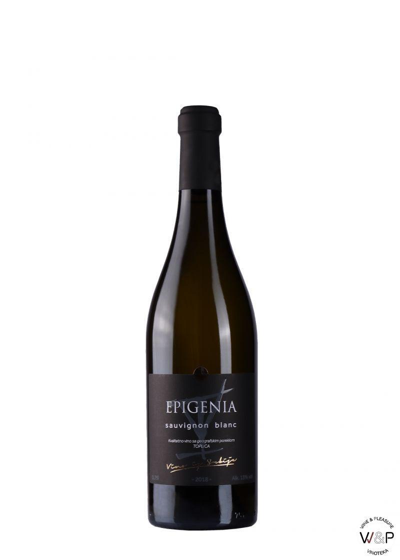 Toplički Epigenia Sauvignon Blanc