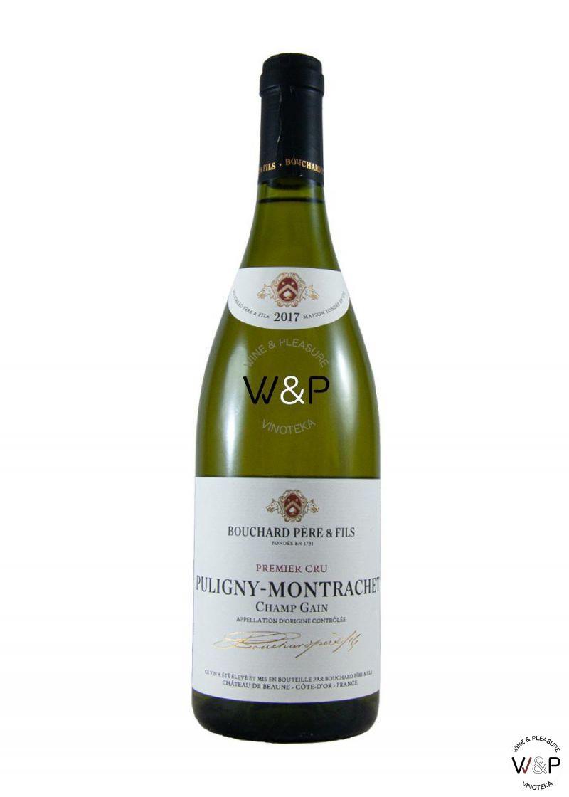 Bouchard Pere et Fils Puligny-Montrachet Champ Gain