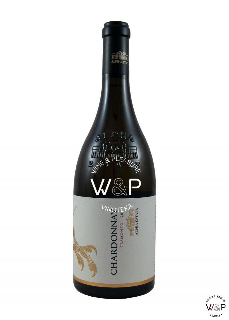 Alpha Estate Ecosystem Chardonnay