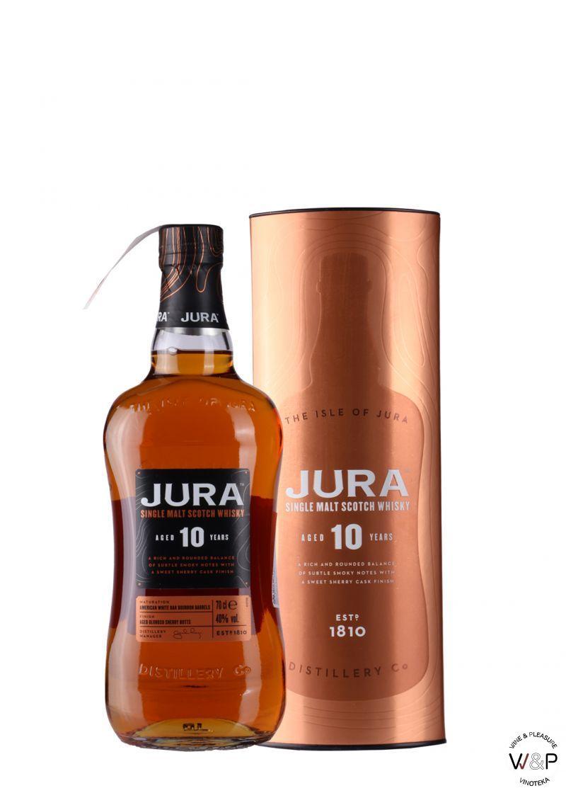 Whisky Jura 10 YO 0,7l