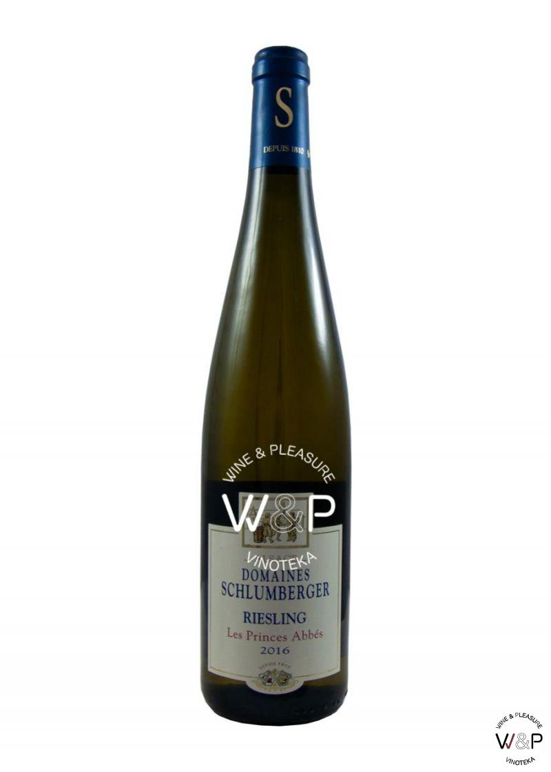 Schlumberger DOM Riesling Les Princes Abbes
