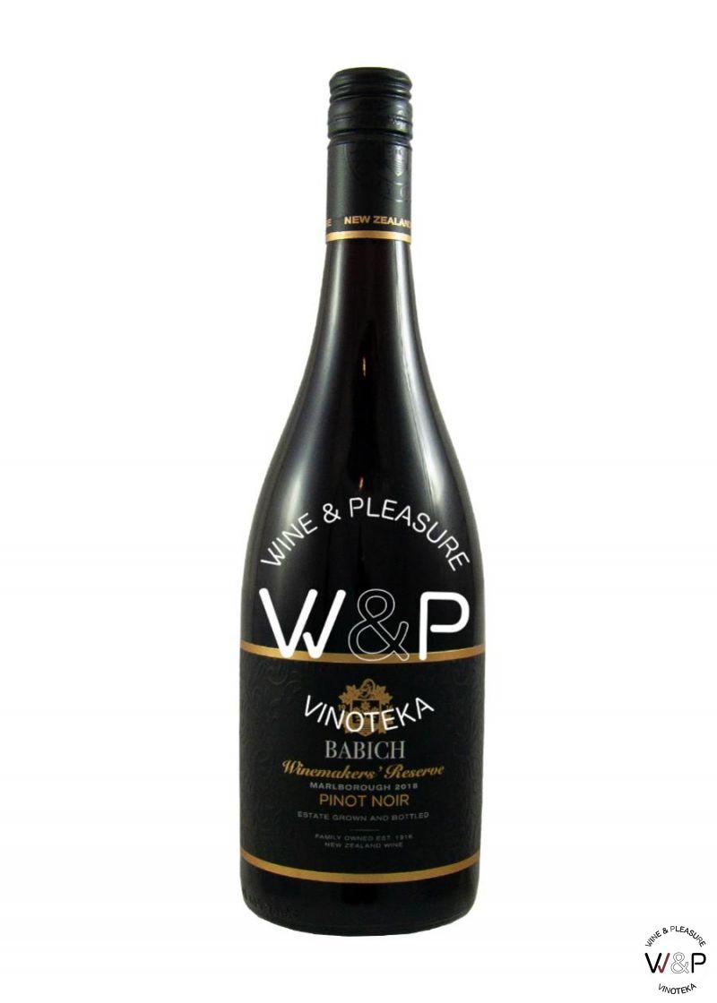 Babich Winemakers Reserve Marlborough Pinot Noir