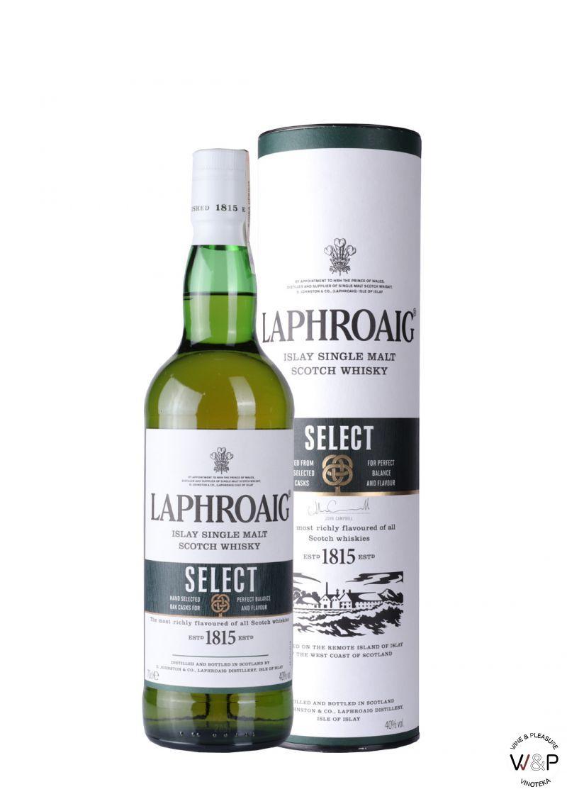 Whisky Laphroaig 0.7L