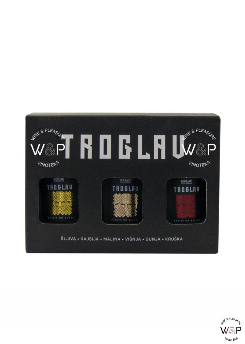 Troglav Mini Pakovanje 6 kom x 0.05