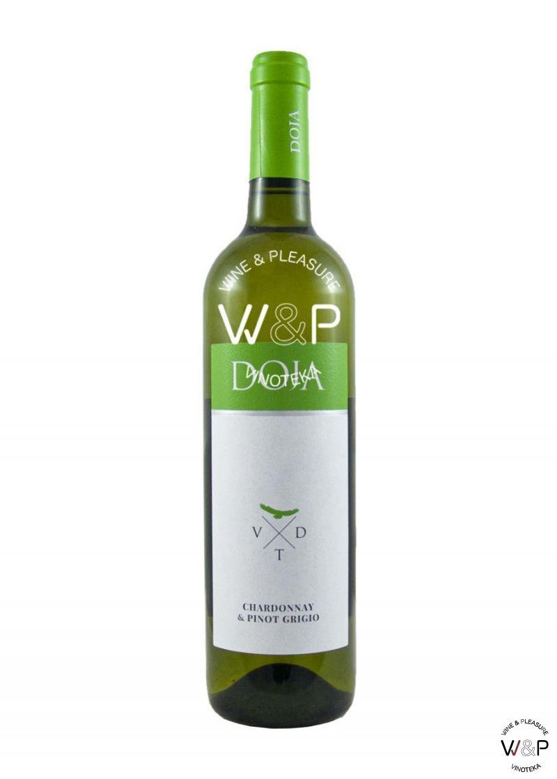 Doja Chardonnay & Pinot Grigio