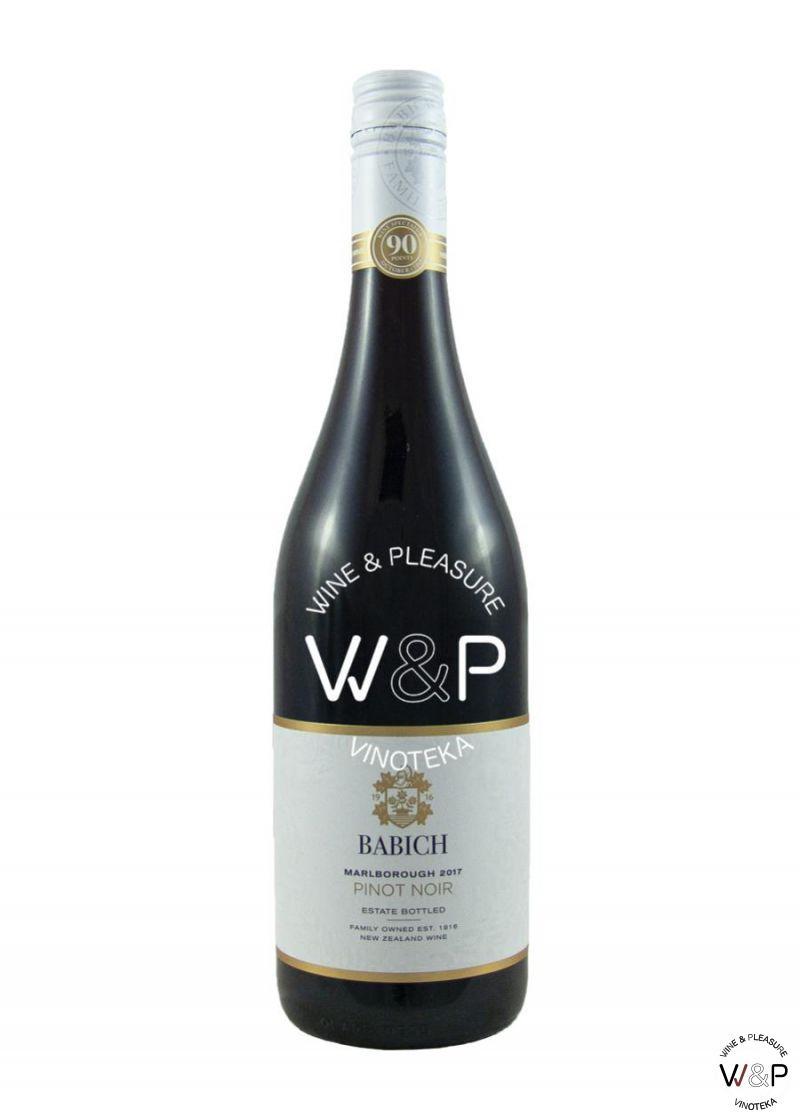 Babich Pinot Noir
