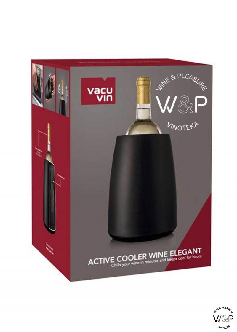 Vacuvin Kibla za vino - elegant plastika 3649460