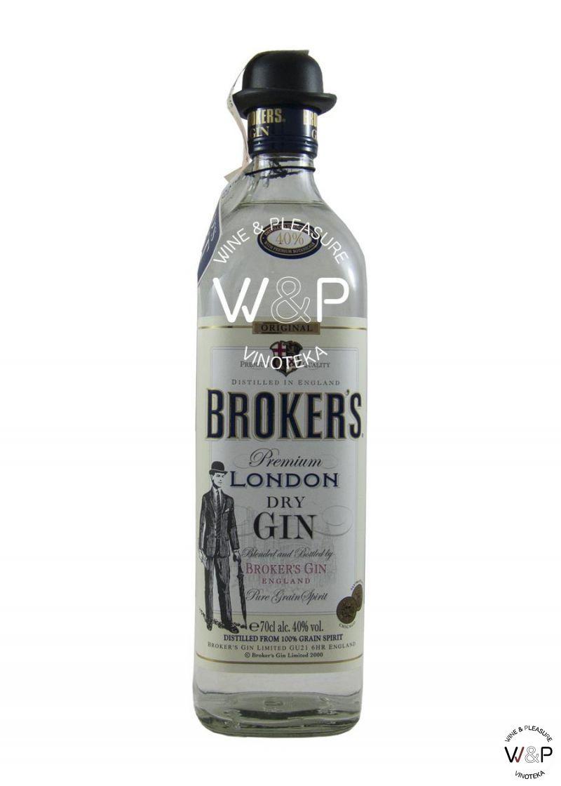 Gin Broker's 0,7l