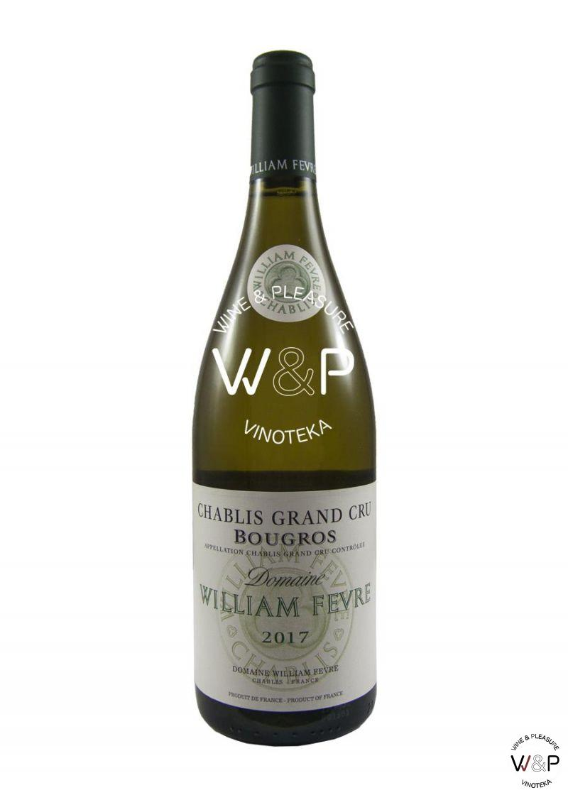William Fevre Chablis Grand Cru Bougros