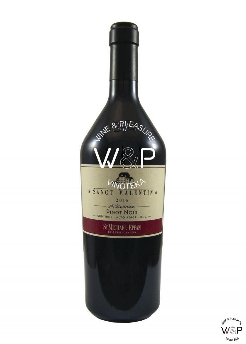 St Michael-Eppan Sanct Valentin Pinot Noir