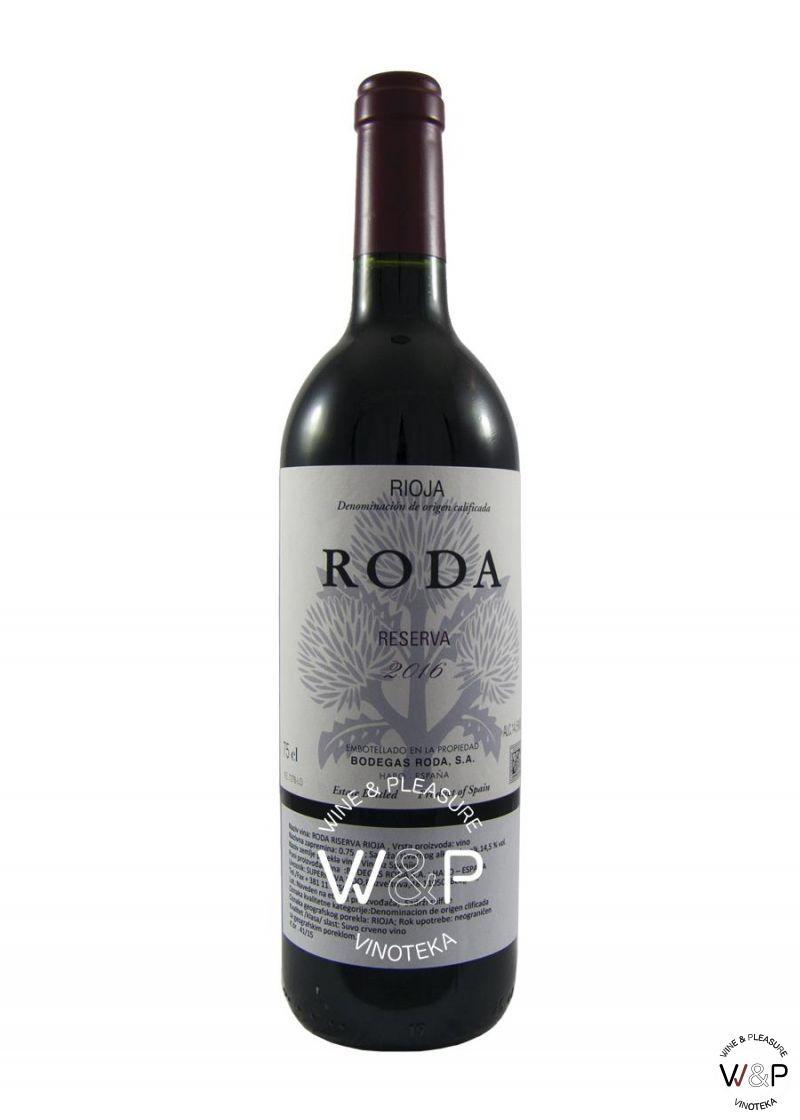 Roda Reserva Rioja