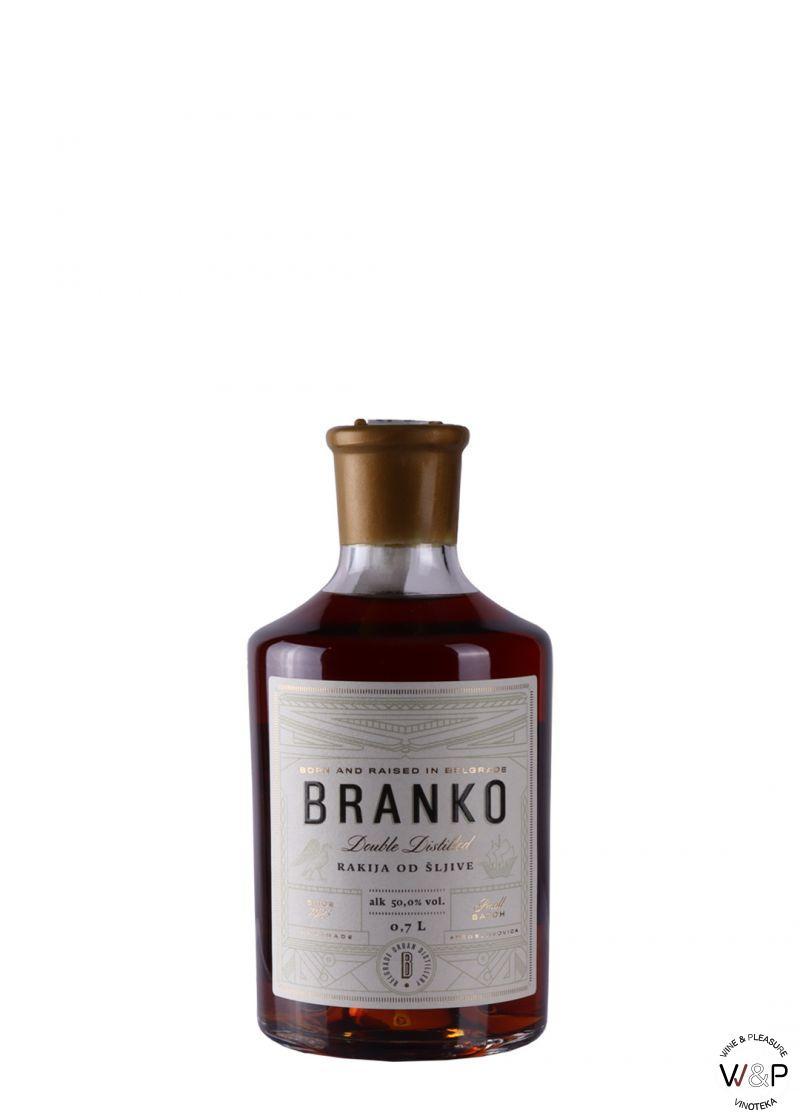 Belgrade Urban Distillery Šljiva Branko 0.7