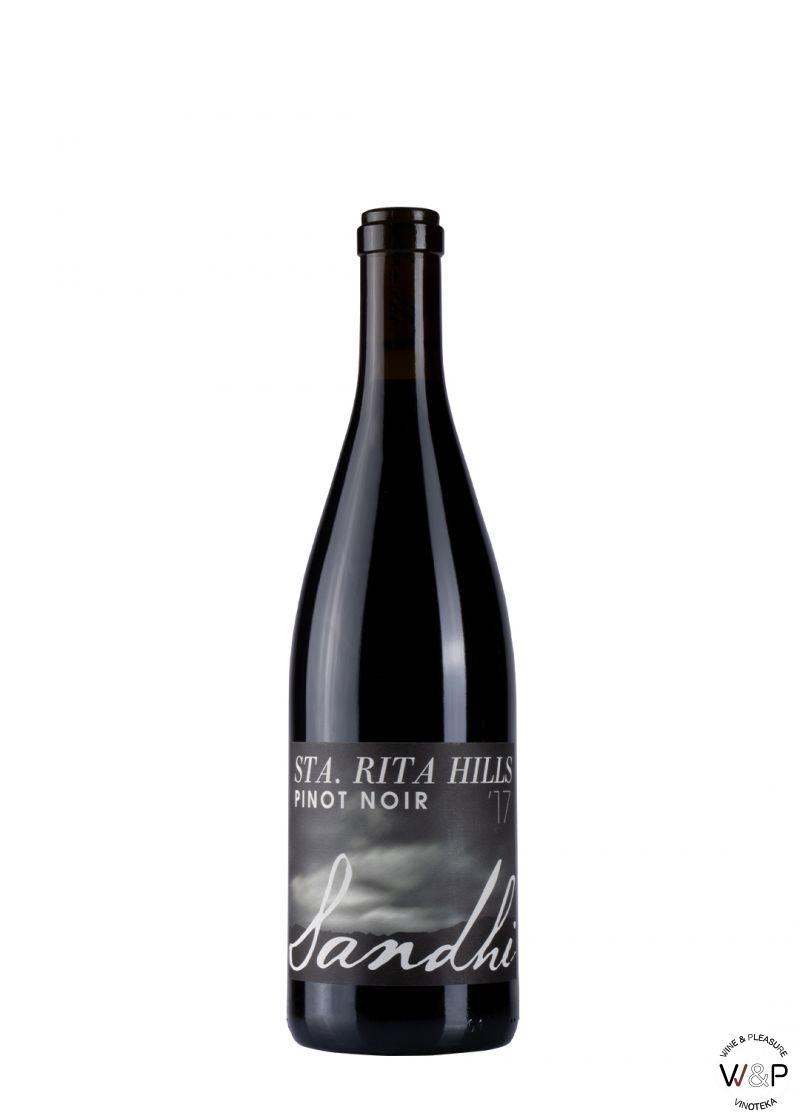 Sta Rita Hills Pinot Noir