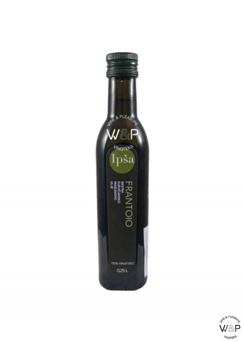 Maslinovo ulje Ipša Frantoio 0,25l