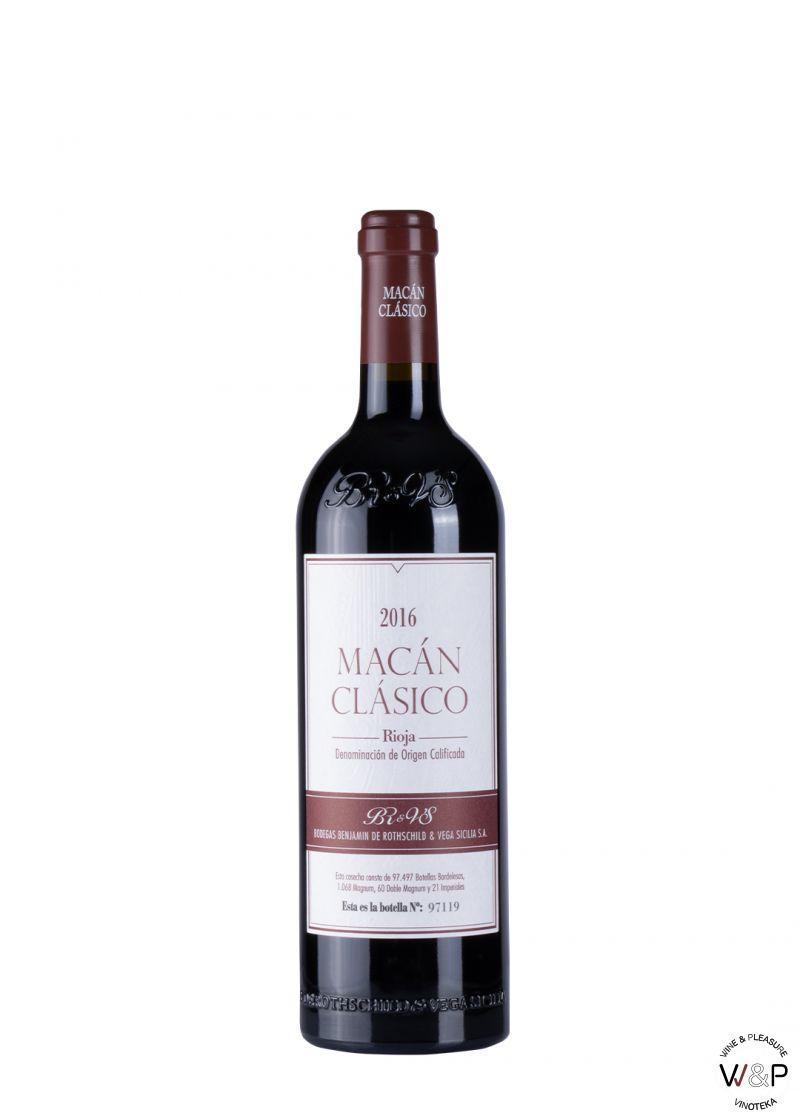 Macan Classico Rioja