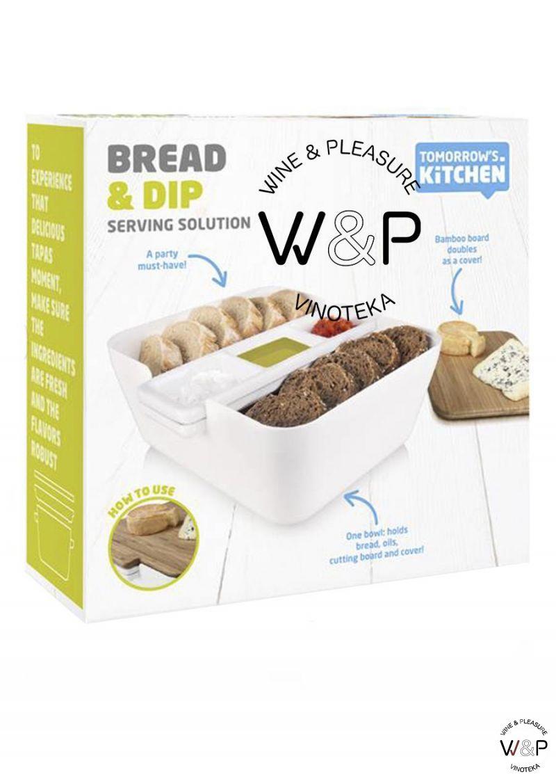 Vacuvin Set za serviranje hleba i namaza - 2710260