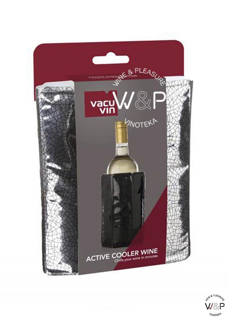 Vacuvin uložak za hlađenje vina-silver 38803606