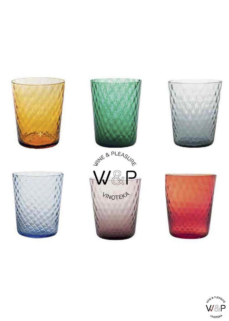 Zafferano Premium čaša u boji 6/1 (VN00199)
