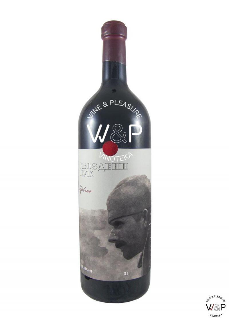 Toplički Vinogradi Gvozdeni Puk 1,5l