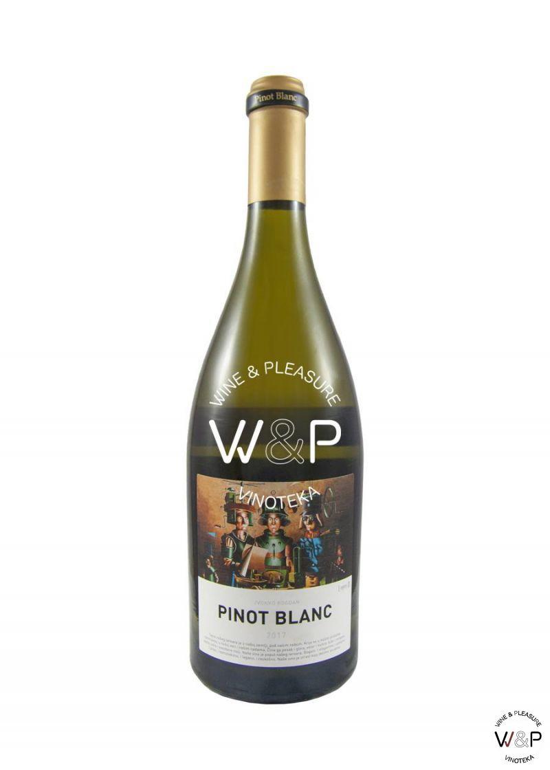 Zvonko Bogdan Pinot Blanc