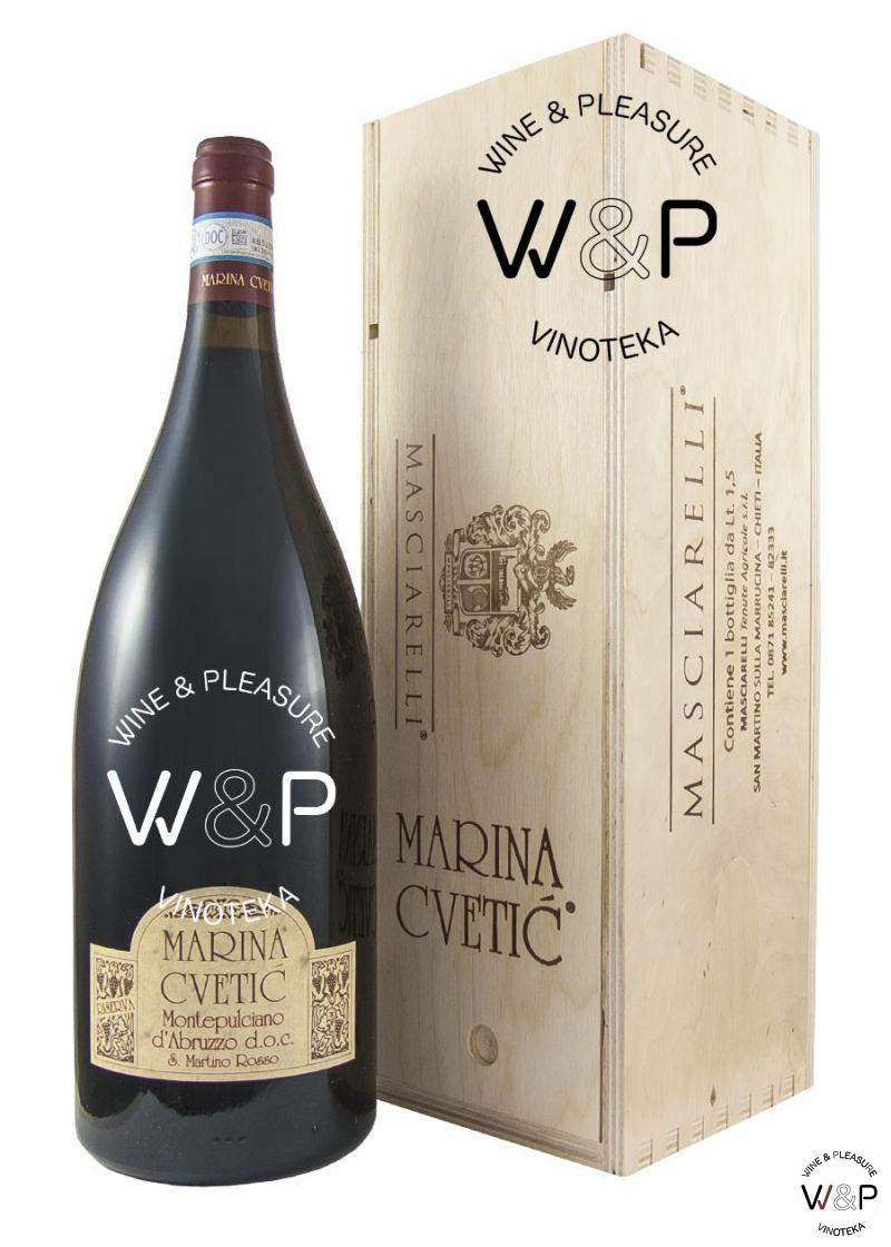 Marina Cvetić Montepulciano d'Abruzzo 1.5L