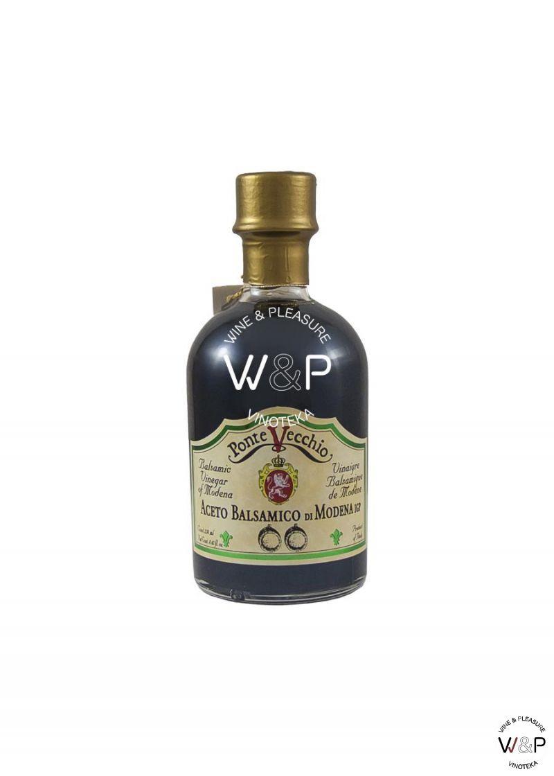 Aceto Balsamico 2 botti - Ponte Vecchio 250 ml