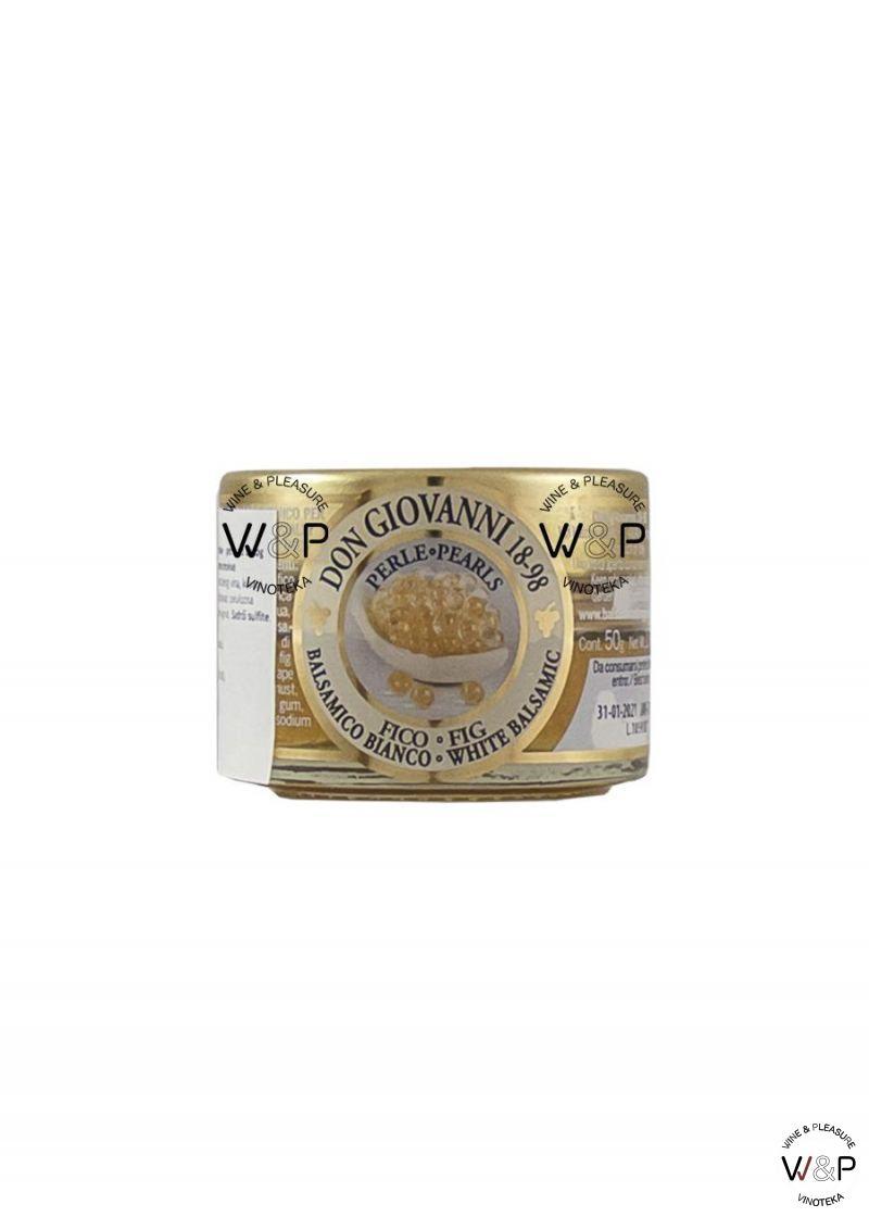 Balsamico pearls - smokva 50g