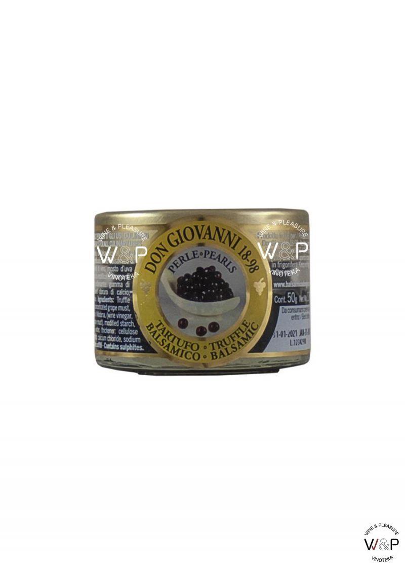 Balsamico pearls - tartuf 50g