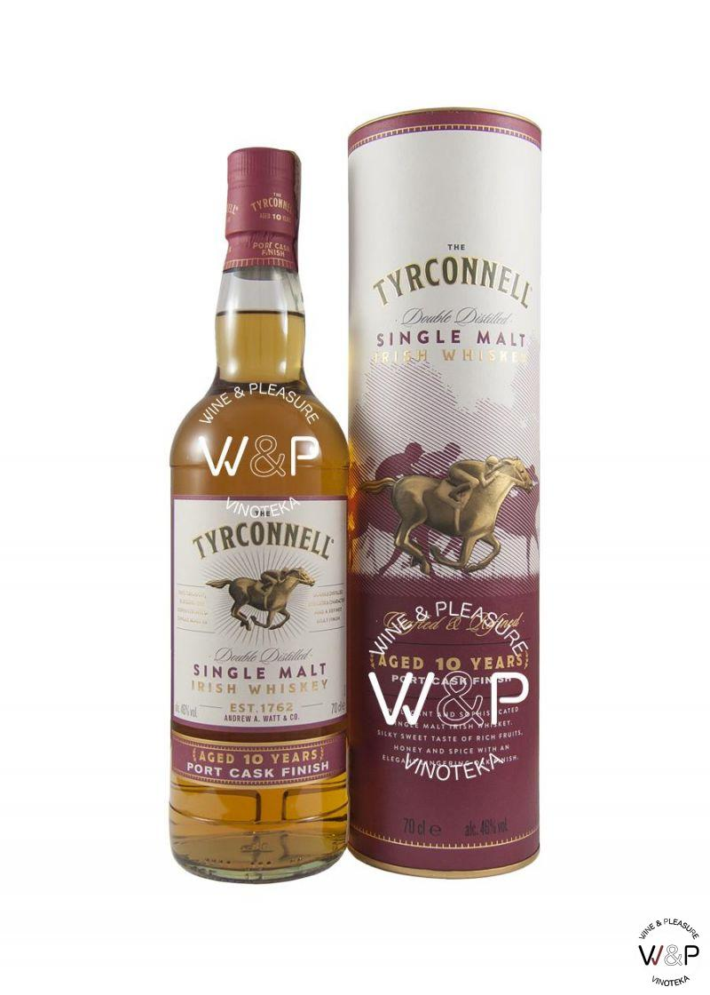 Whisky Tyrconnell 10YO Port Cask 0,7l