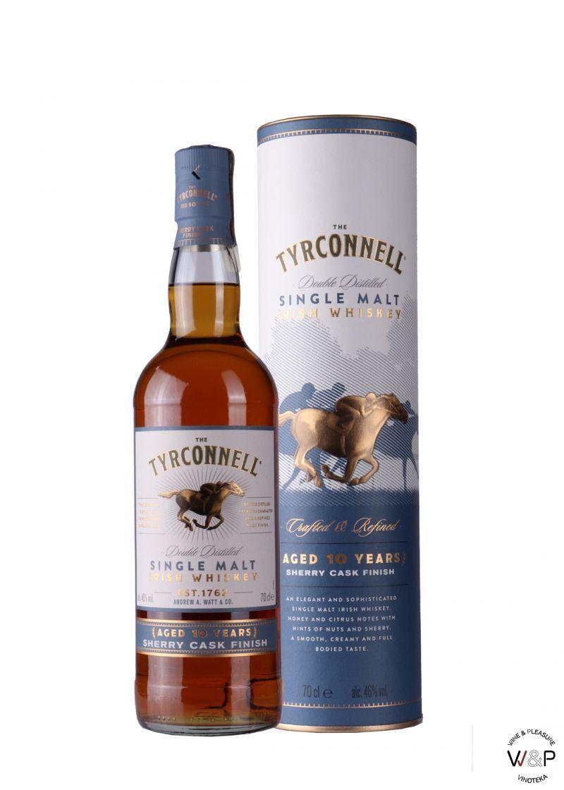 Whisky Tyrconnell 10YO Sherry Cask 0,7l