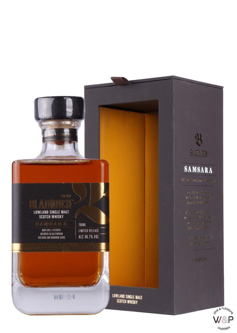 Whisky Bladnoch Samsara Lowland 0,7l