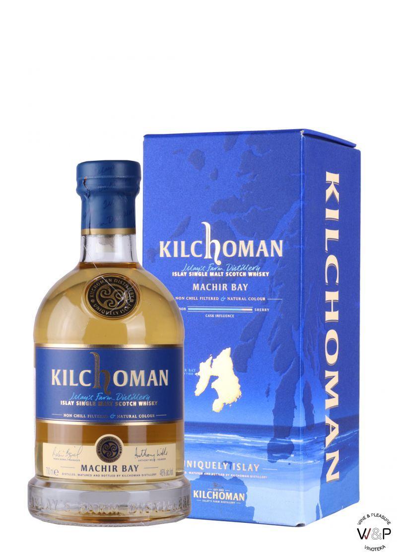 Whisky Kilchoman Machir Bay 0,7l