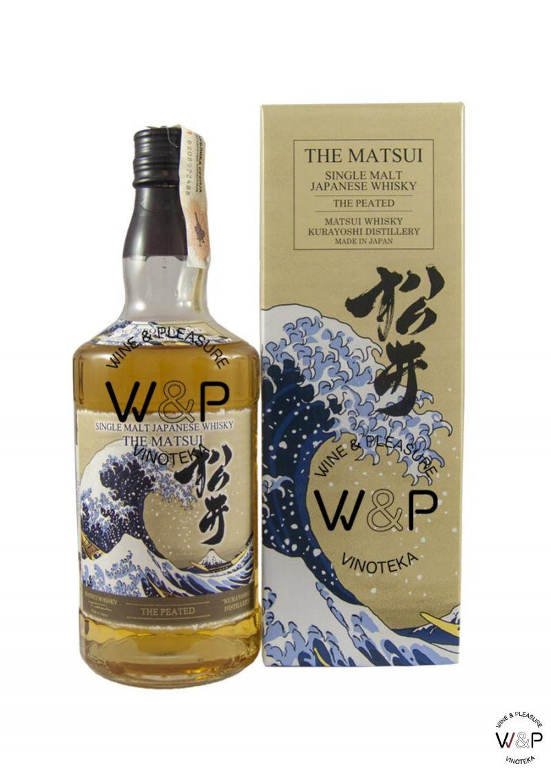 Whisky Matsui Peated 0,7l