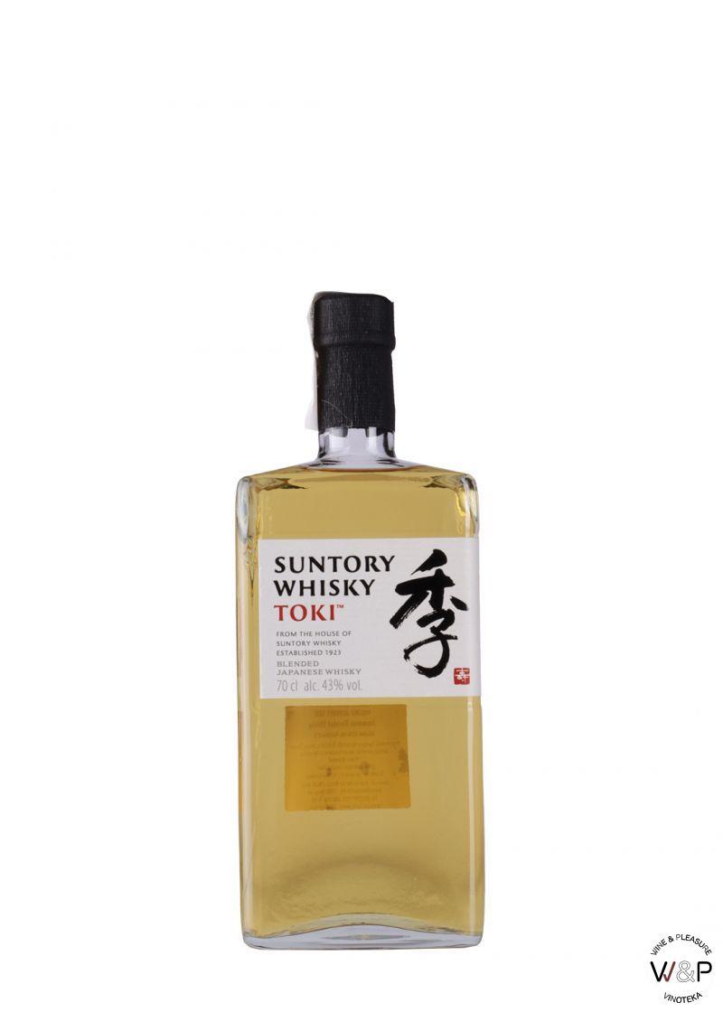 Whisky Suntory Toki 0,7l