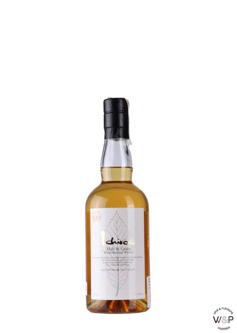 Whisky Chichibu Ichiros Malt&Grain 0,7l